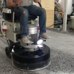 What You Need To Know About Using Polishing Machines To Grind Down Concrete Surface